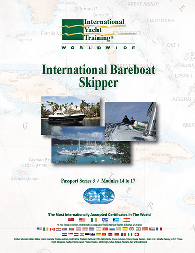 international bareboat skipper обучение