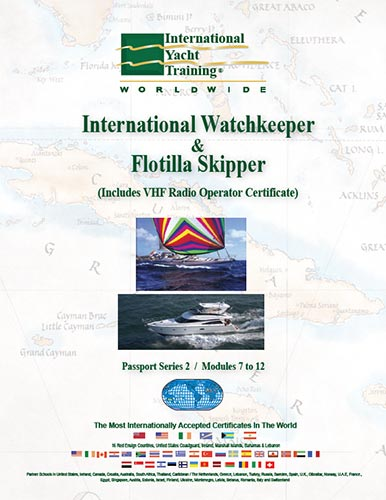 International Flotilla Skipper