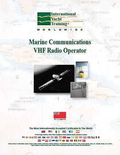 Судовой радист VHF Radio Operator