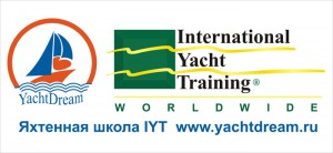 Yacht Dream Sailing +IYT Logo1