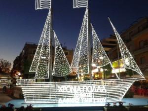 Рождество Родос