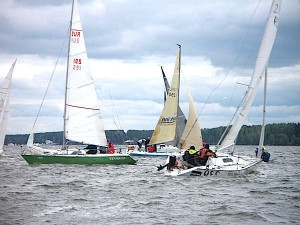 Москва яхты