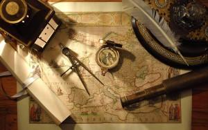 Широкоформатные обои для рабочего стола на тему мировых карт maps world Wa11papers.ru