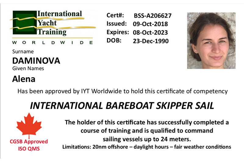 3-Bareboat-Skipper